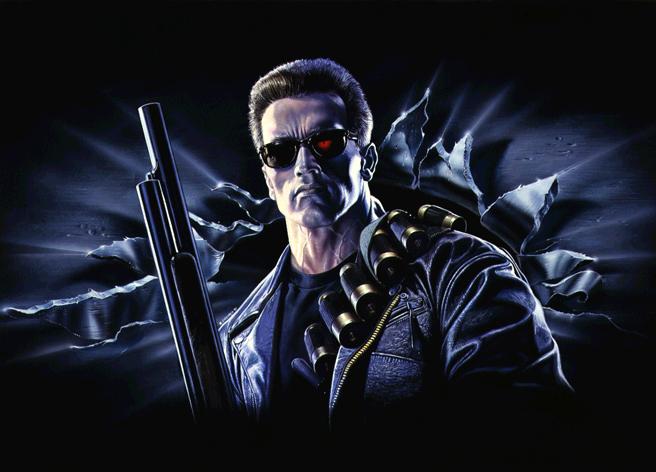 Renato Casaro Terminator 2