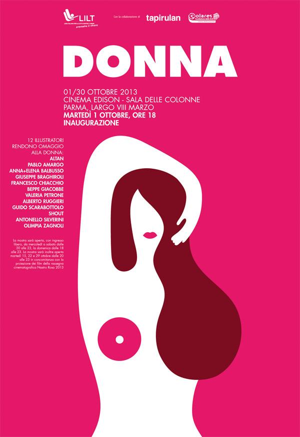 donna locandina