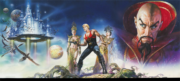 flash gordon renato casaro
