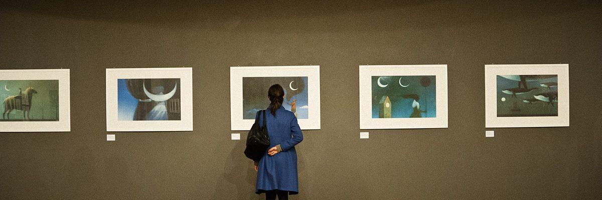 Eden - Le illustrazioni di Poesie alla luna (Foto di Nicola Boccaccini)