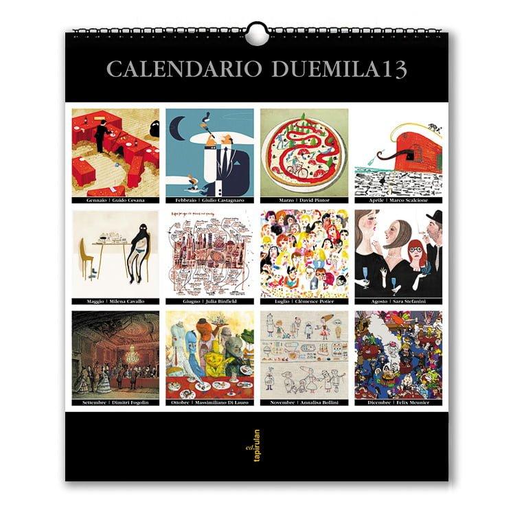 calendari0 2013