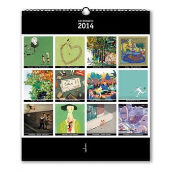 Calendario 2014 di Tapirulan