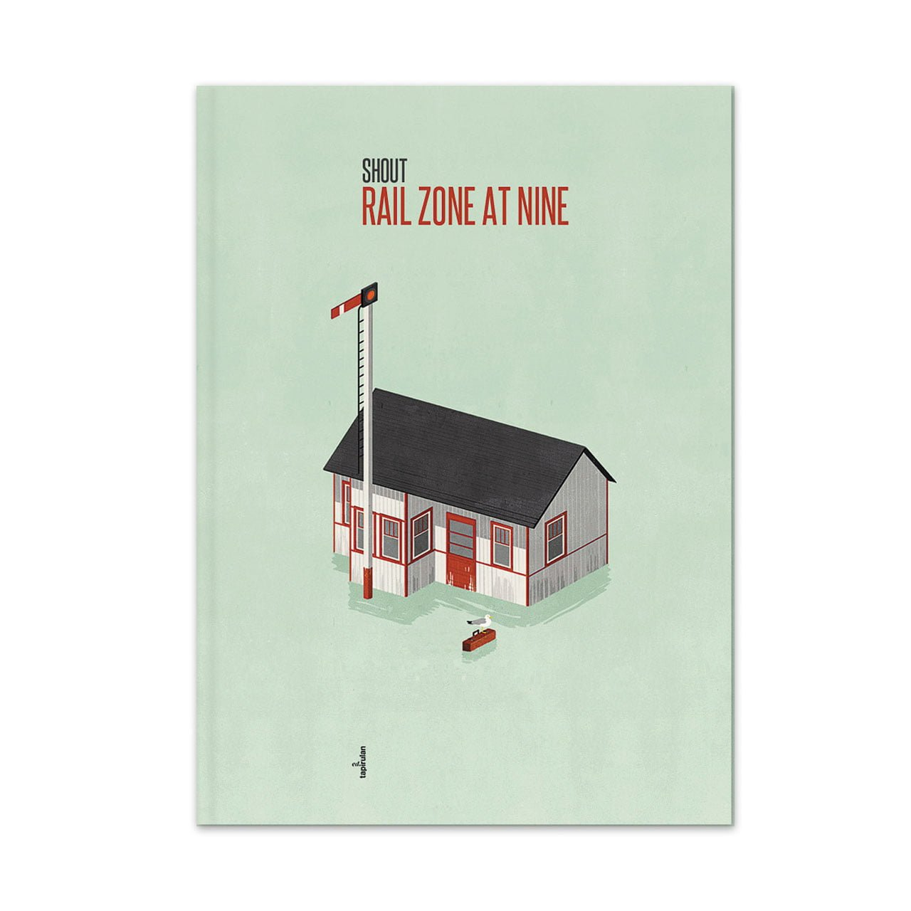 Rail zone at nine - Shout