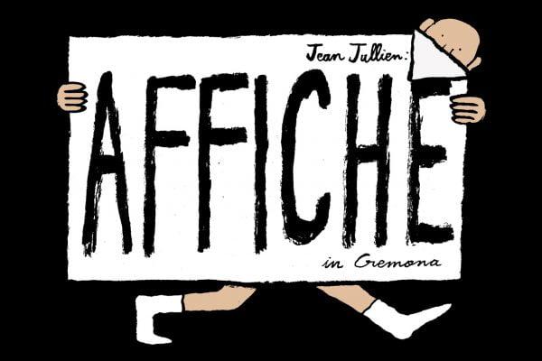 Illustrazione di Jean Jullien per la quarta edizione di Affiche (2015)
