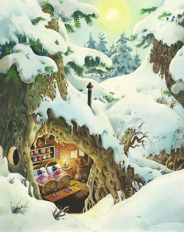 Tony Wolf - Le storie del bosco