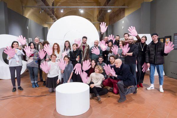 Ciao - Inaugurazione della mostra