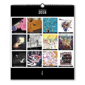 Calendario 2018 di Tapirulan