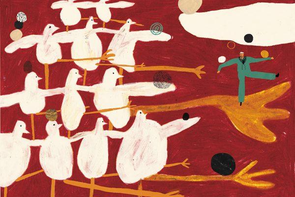 Capitano D'Albertis 02 - Illustrazione di Giulia Pastorino