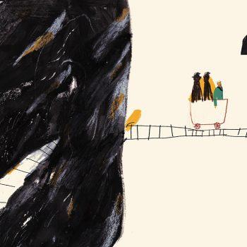 Capitano D'Albertis 05 - Illustrazione di Giulia Pastorino