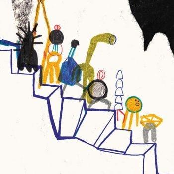 Estranei 01 - Illustrazione di Giulia Pastorino