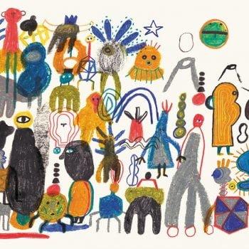 Estranei 03 - Illustrazione di Giulia Pastorino
