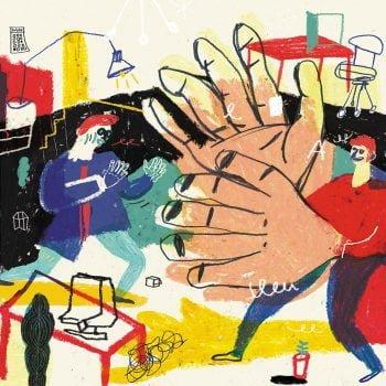 L'arte del sogno - Illustrazione di Giulia Pastorino