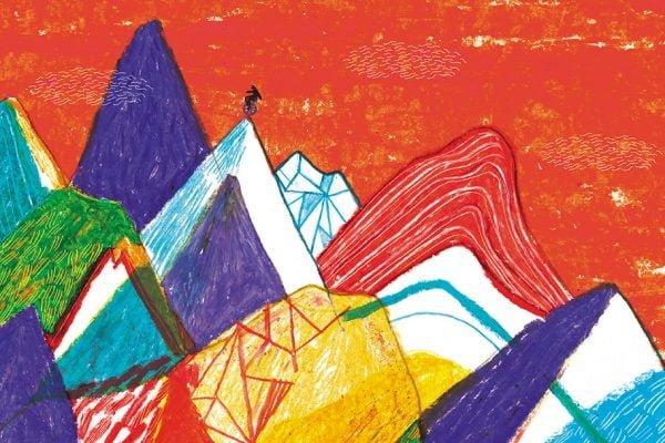 Lui che pigro non è 02 - Illustrazione di Giulia Pastorino