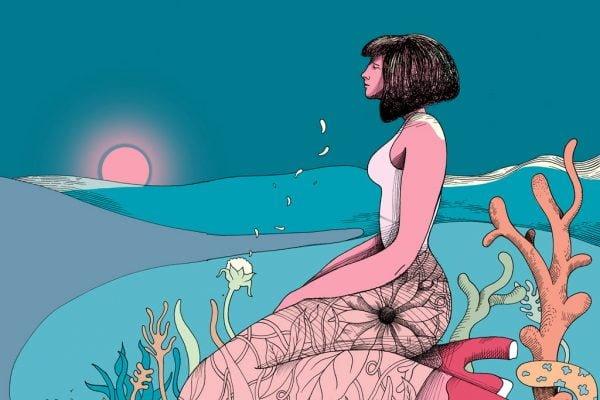 Illustrazione promozionale di Arci Festa 2018, opera di Antonio Pronostico