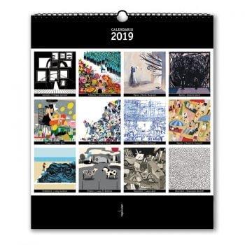 Calendario Tapirulan 2019