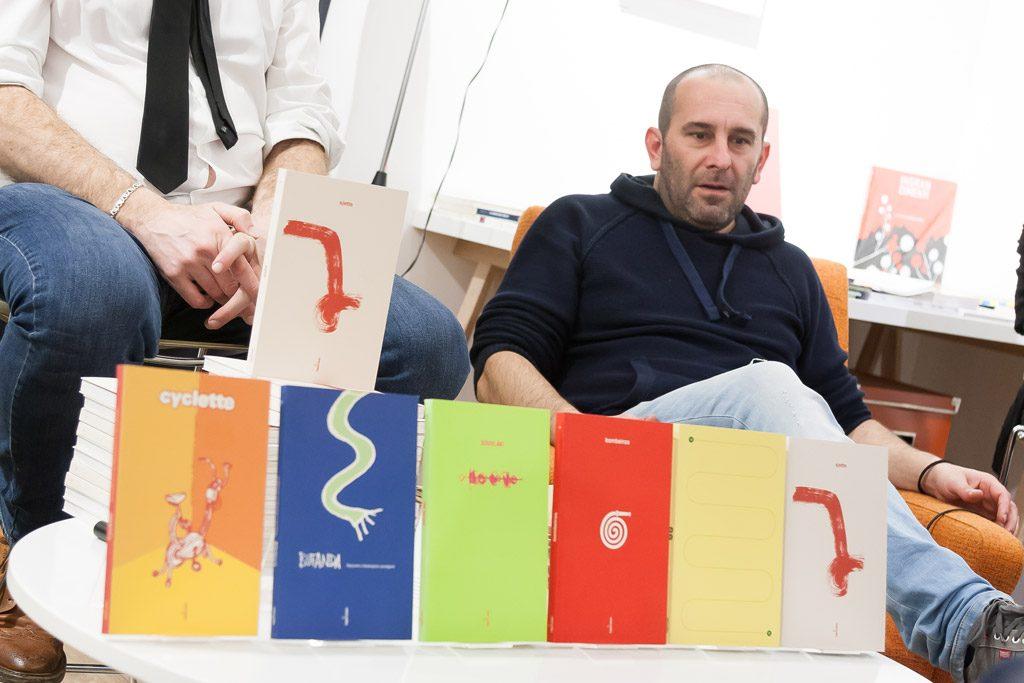 Cristiano Cavina, ospite speciale della sesta edizione del Concorso di racconti di Tapirulan