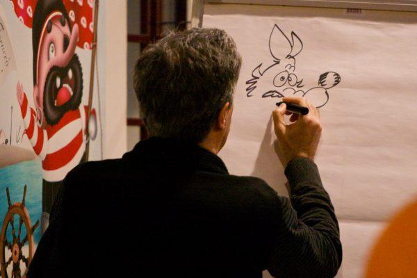 Mostra illustratori 2009 - Roba da matti