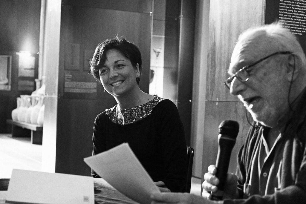 Presentazione di Ejele e premiazione concorso poesia