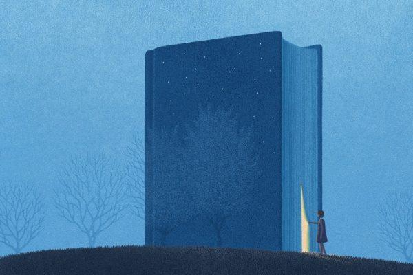"""Jungho Lee - Illustrazione da """"Promenade"""""""