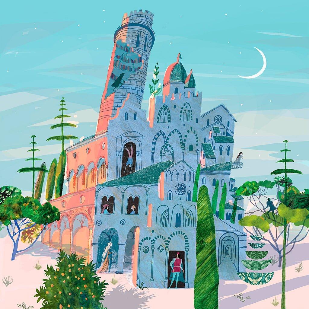 Illustrazione di Victoria Semykina