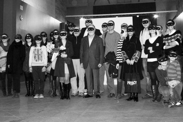 Inaugurazione mostra Privacy e Da capo a piedi di Roberto Innocenti