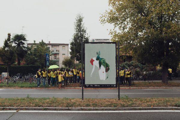 Affiche - Biciclettata inaugurale con Elisa Talentino