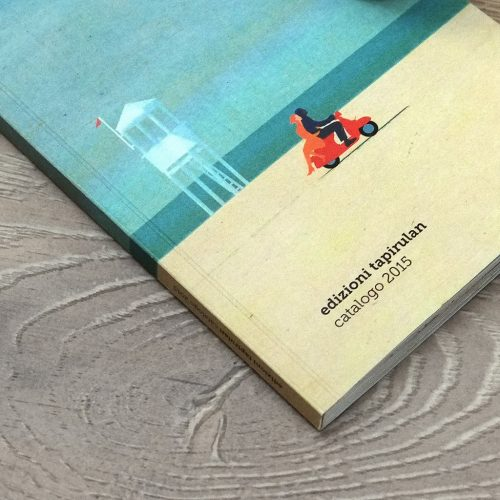 Catalogo 2015 edizioni Tapirulan